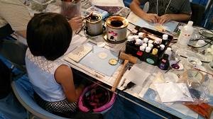 ♪夏休み 伝統工芸体験会♪_b0228113_15434691.jpg