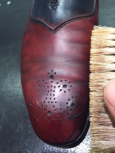 革靴の栄養(スムースレザー編)_b0226322_15070127.jpg