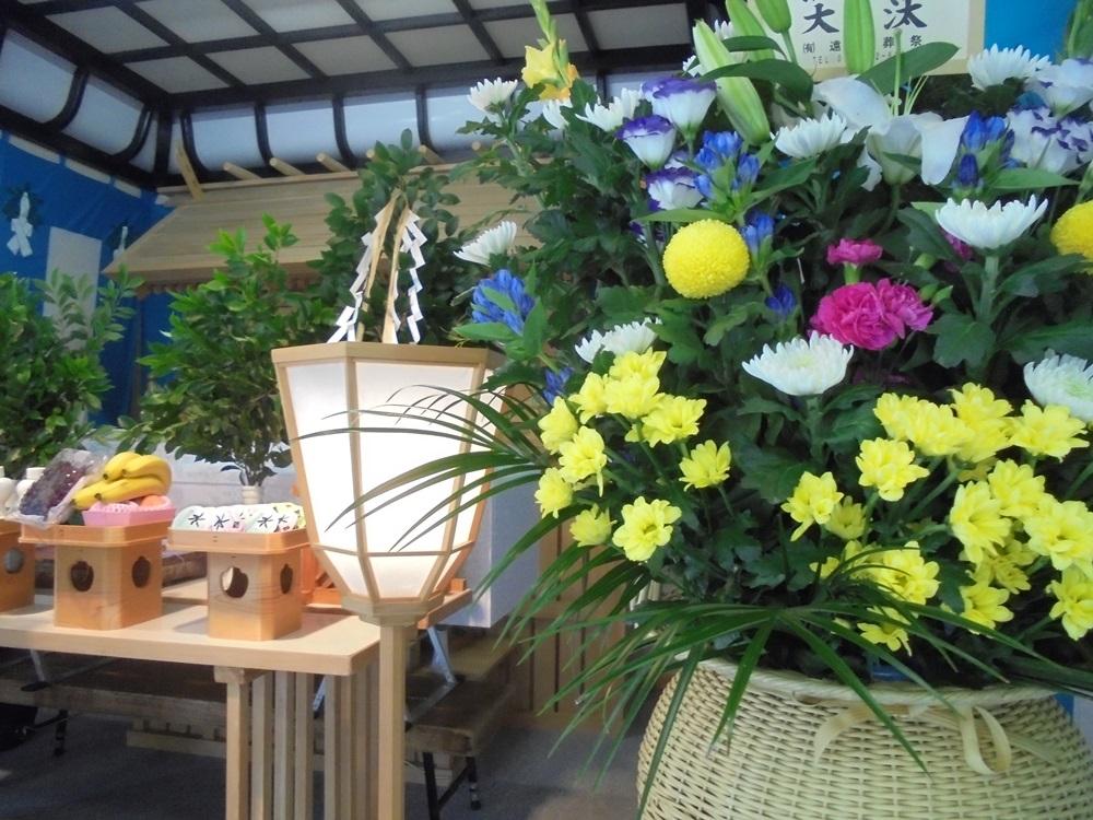 神葬祭_c0111229_2010523.jpg