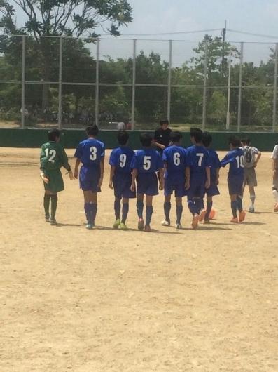 7月29日(水)  U12 千里馬CUP 朝・日親善サッカー大会_f0138335_17144035.jpg