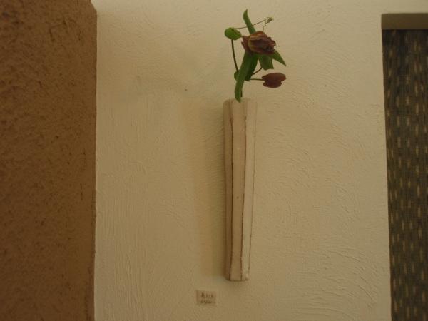 お花を入れ替えました_b0132442_17383909.jpg
