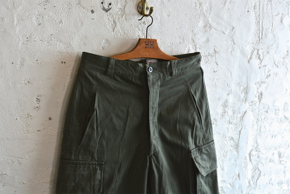 French army M47 pants dead stock_f0226051_16524427.jpg