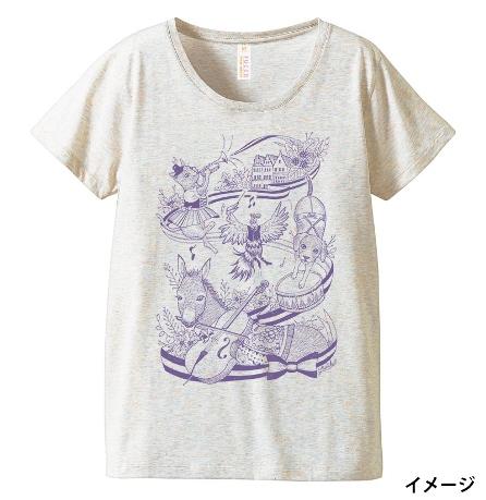 2015年ガールズTシャツ「ブレーメンの音楽隊」申込方法について(8/2まで)_f0228652_1264372.jpg