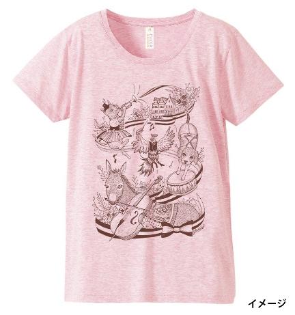 2015年ガールズTシャツ「ブレーメンの音楽隊」申込方法について(8/2まで)_f0228652_127081.jpg