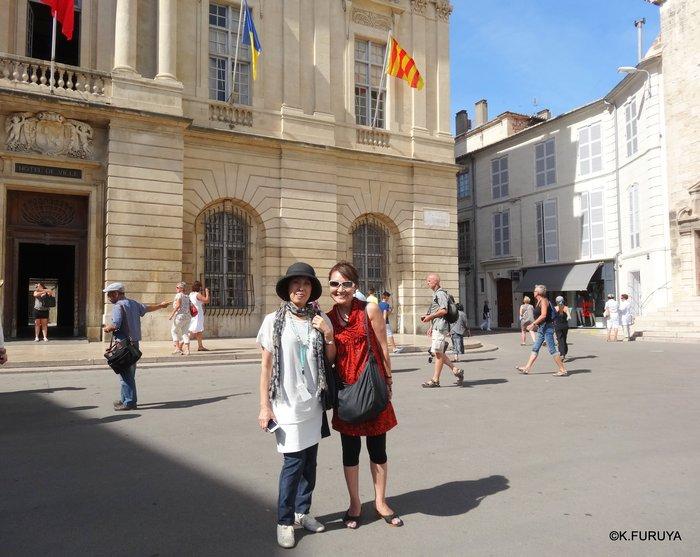 フランス周遊の旅 13 古代遺跡の街アルル_a0092659_23441993.jpg
