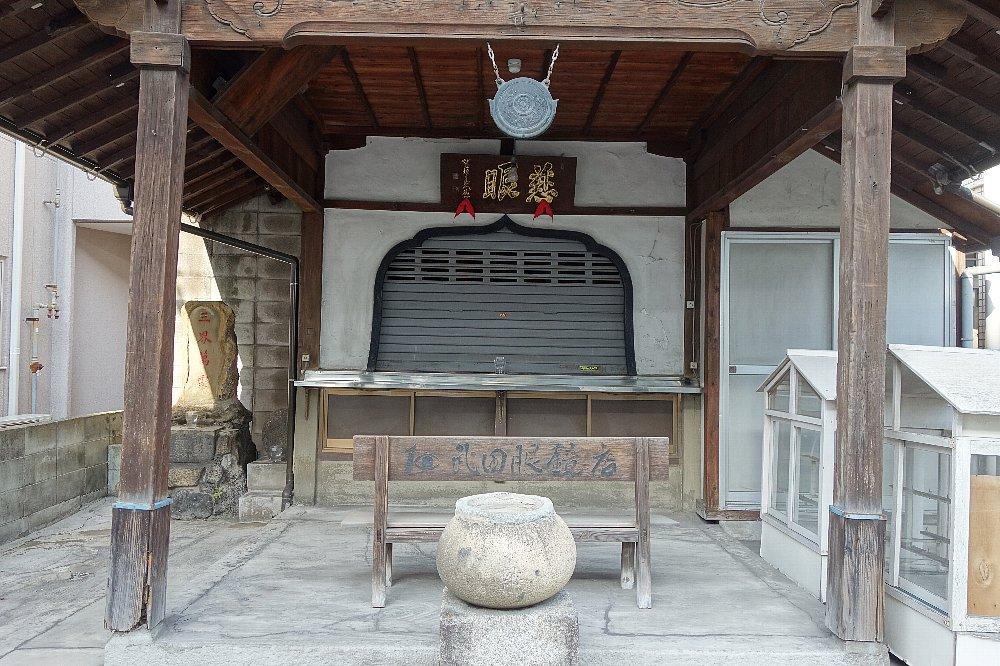 福岡市博多の西門飢人地蔵尊_c0112559_9182681.jpg