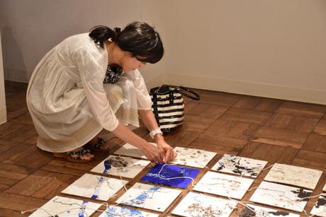 坂内美和子 ╳ 小林恒夫展、終了しました!_c0131063_2181177.jpg