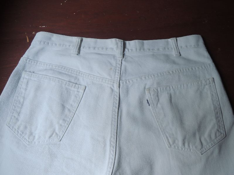 "70\'S LEVI\'S COTTON PANTS BIG""E\"" 42TALON--RECOMMEND--_c0176867_1553521.jpg"