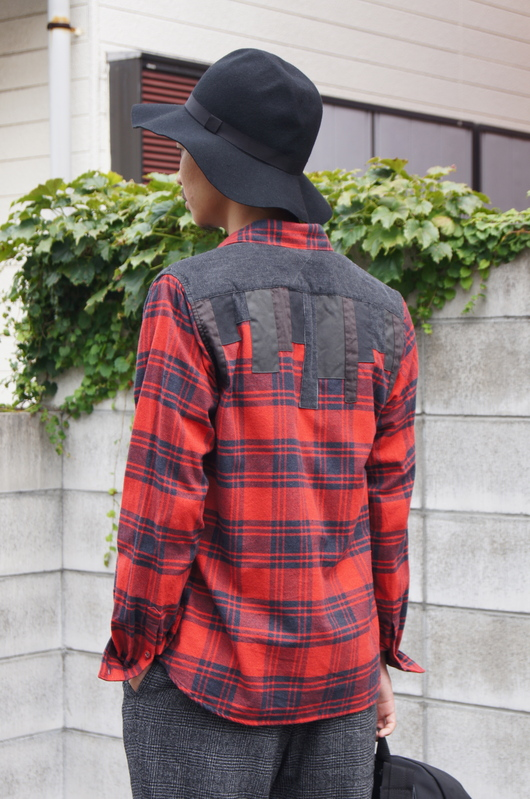 White Mountaineering 2015 F/W - Down Town Look!!_f0020773_1915681.jpg