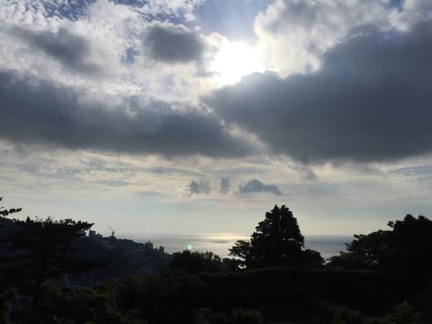 熱海の山の上 道場悟空庵にて修行_a0112393_12224086.jpg
