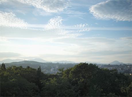 梅雨明けと、小さな夏休み。_d0174704_22363675.jpg