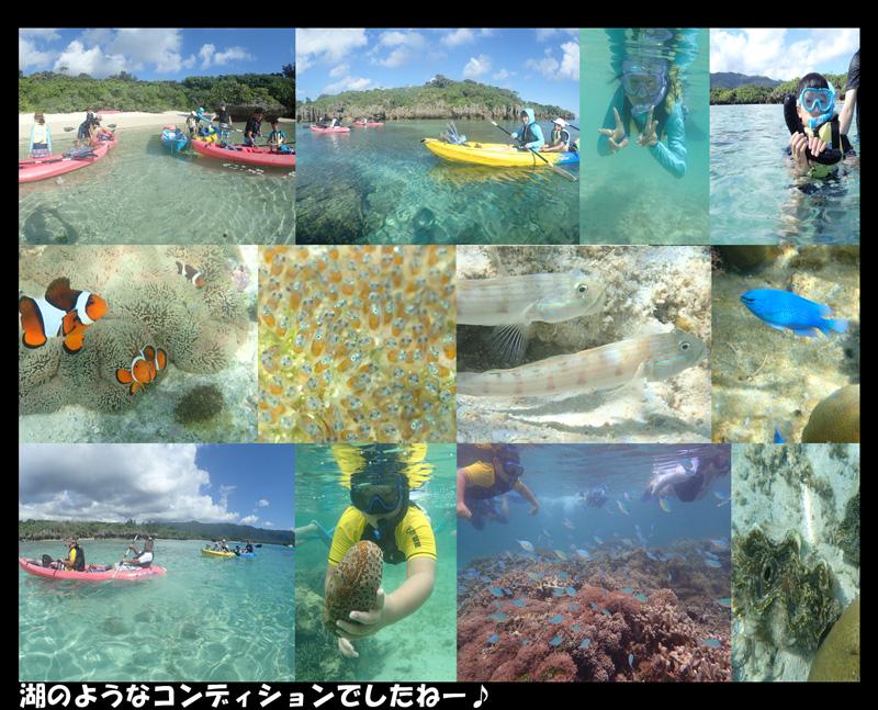 湖のようなコンディション☆_a0155606_2251324.jpg