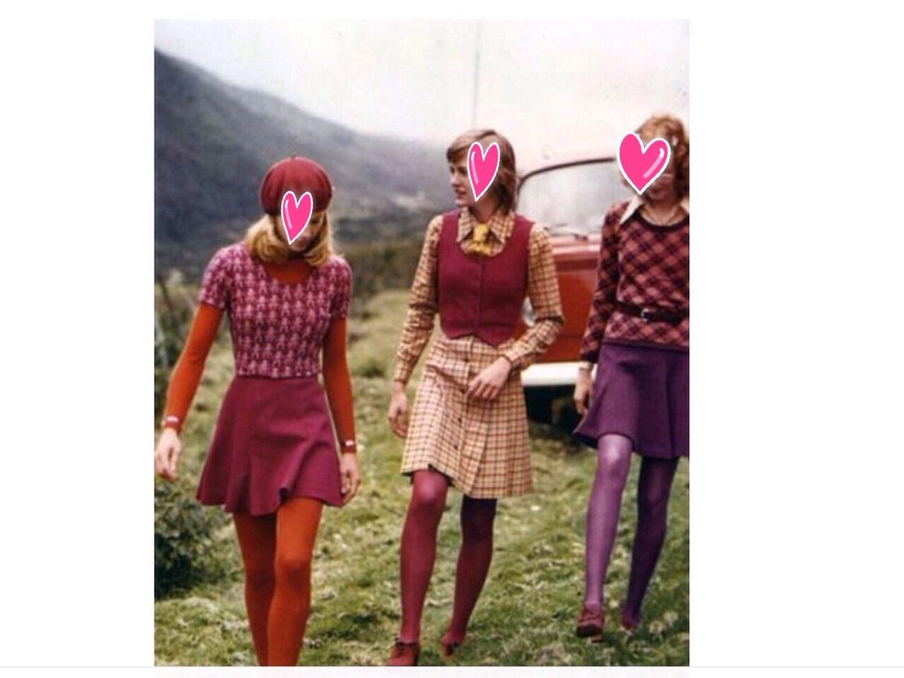 今年のトレンドは70年代ファッション♪_a0213806_18145234.jpg