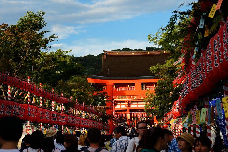 宵宮祭@伏見稲荷大社_f0032011_19355945.jpg