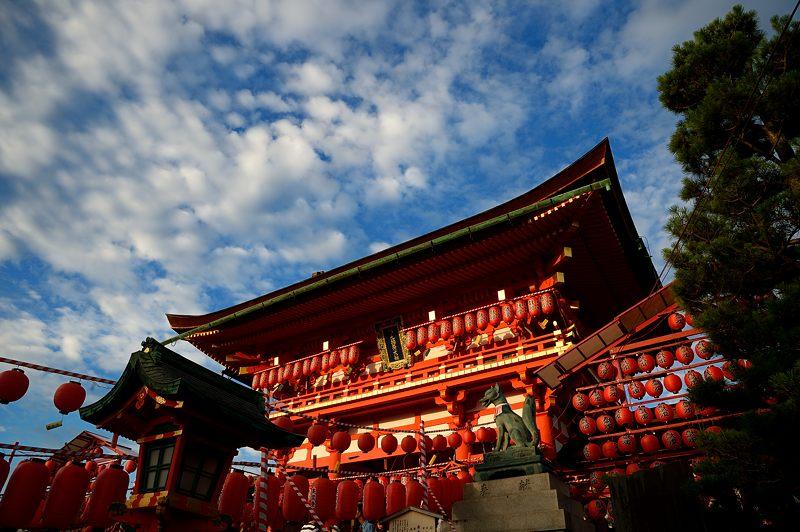 宵宮祭@伏見稲荷大社_f0032011_1936821.jpg
