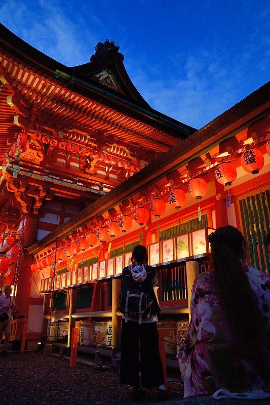 宵宮祭@伏見稲荷大社_f0032011_19411111.jpg
