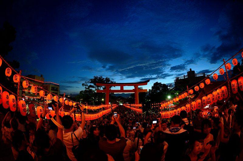 宵宮祭@伏見稲荷大社_f0032011_1942464.jpg