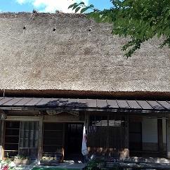 世界遺産の合掌造り大田屋さんに泊まる~白川郷を訪ねて~_b0211926_13312247.jpg