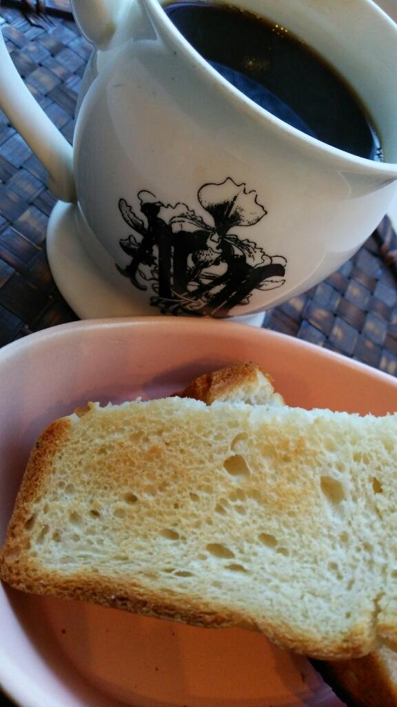 ご飯パンのトースト_c0124528_09364536.jpg