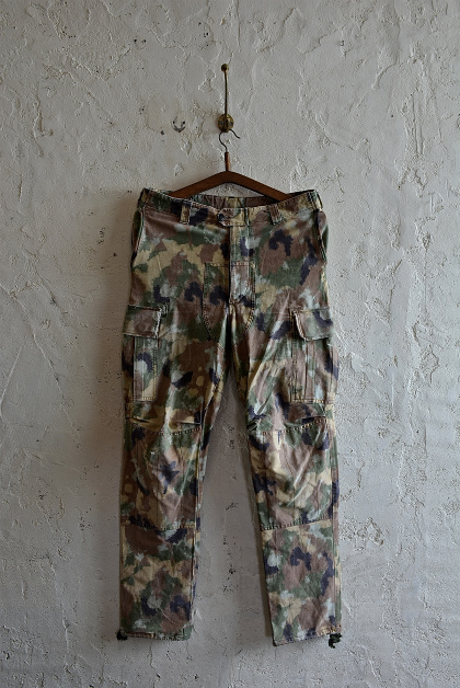 Italian marine San Marco camo pants_f0226051_13262552.jpg