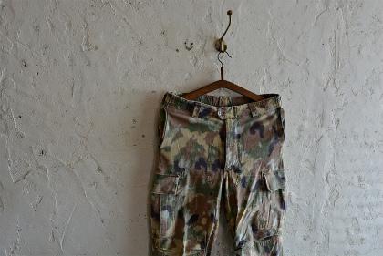Italian marine San Marco camo pants_f0226051_13264244.jpg