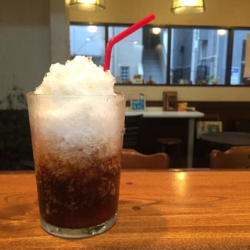 コーヒーかき氷_d0144871_22262867.jpg