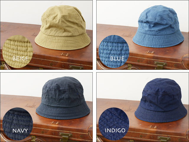 DECHO[デコー] STANDARD BUCKET HAT [D-5] MEN\'S/LADY\'S_f0051306_15064392.jpg