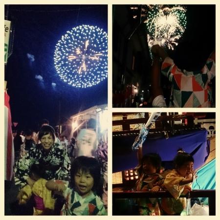 お祭りhair☆セット_f0158908_10092922.jpg