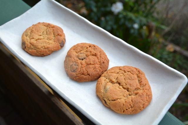 ピーナッツバター・チョコチップクッキー_f0155522_7292437.jpg