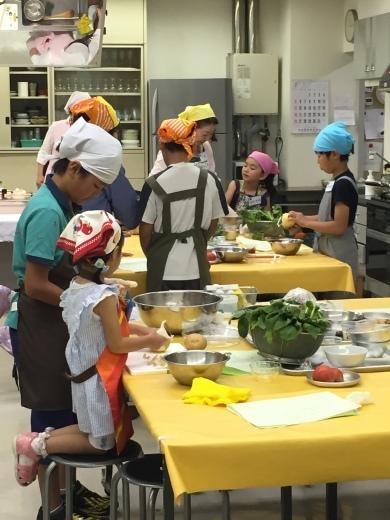 COOP西宮カルチャーの親子料理教室_a0158527_19582172.jpg