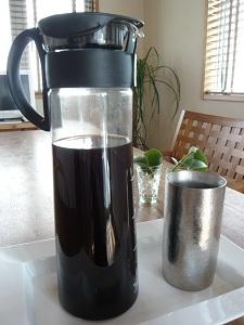 水出し アイスコーヒー_c0369433_21442019.jpg