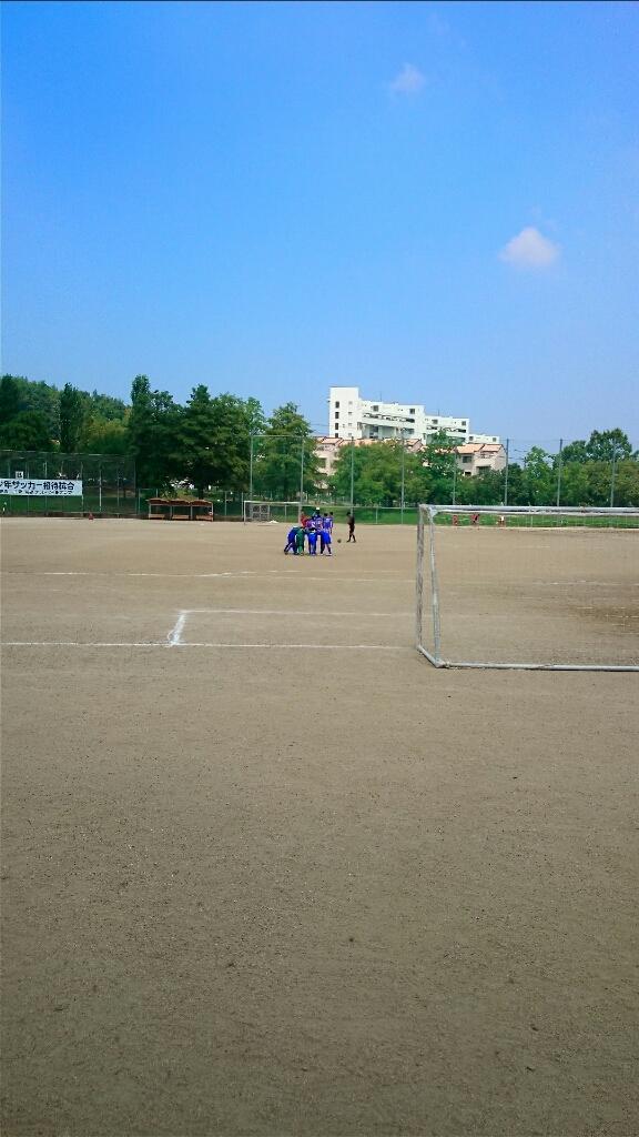 7月31日(金)  U12 第13回和泉国際招待試合_f0138335_12425481.jpg