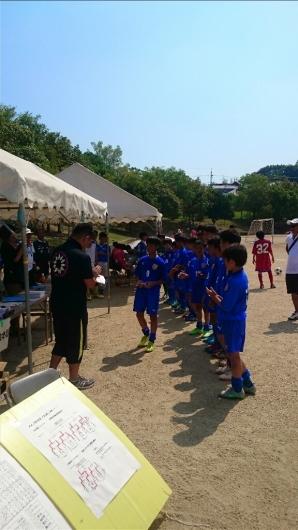 7月31日(金)  U12 第13回和泉国際招待試合_f0138335_14302567.jpg