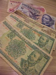 blog:メキシコの紙幣、キューバのお札_a0103940_1284782.jpg