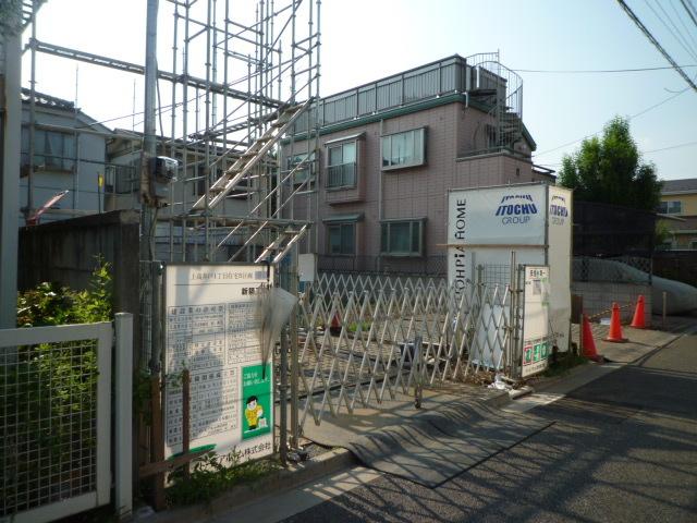 芦花公園駅徒歩7分新築一戸建て建築中です!_b0246953_19574133.jpg