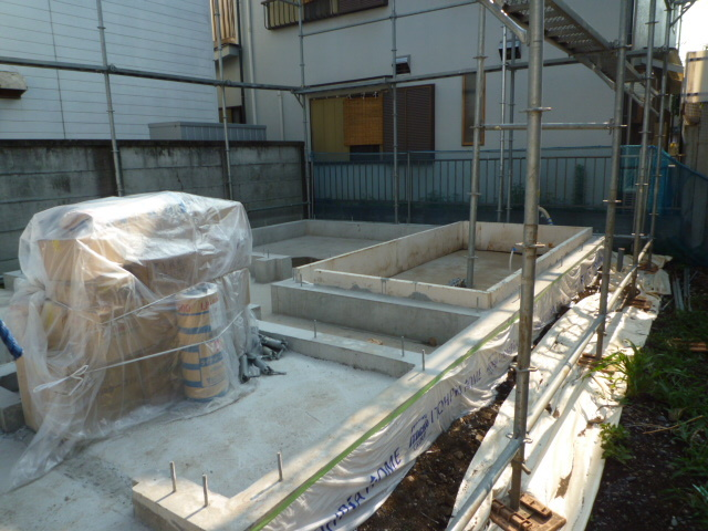 芦花公園駅徒歩7分新築一戸建て建築中です!_b0246953_19575168.jpg