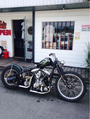 本日のバイク‼︎_f0194657_18332197.jpg