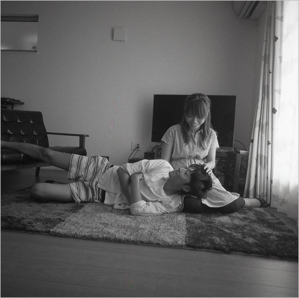 夏の子供/キセル_f0213461_248362.jpg