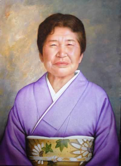 肖像画ギフトは28年の実績を誇る「肖像画の益子」へ_b0174462_17405935.jpg