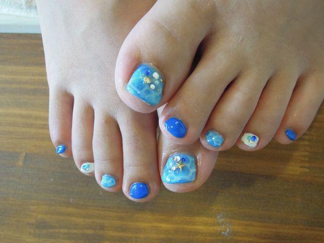Sea Foot Nail_a0239065_1543745.jpg