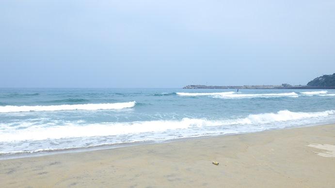 海水が、まだちょっと冷たい夏です。_f0009169_6263562.jpg