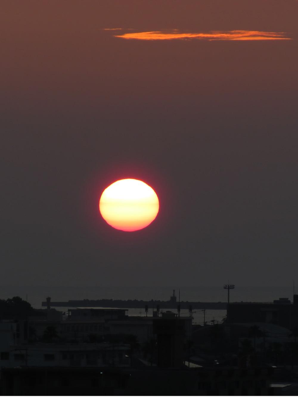 夏空観察 (*^_^*)_c0049299_2234915.jpg