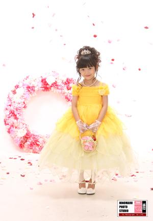 みことちゃん☆ドレス_b0203705_1435494.jpg