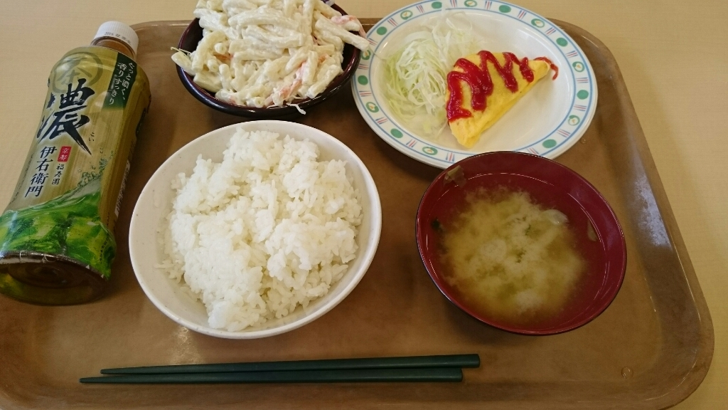 今日の朝食@会社Vol.147_b0042308_07323259.jpg