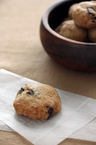 「ピーナッツチョコクッキー」と、ブルームーン!_a0165538_08530445.jpg