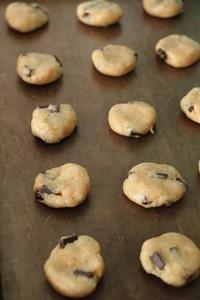 「ピーナッツチョコクッキー」と、ブルームーン!_a0165538_08531216.jpg