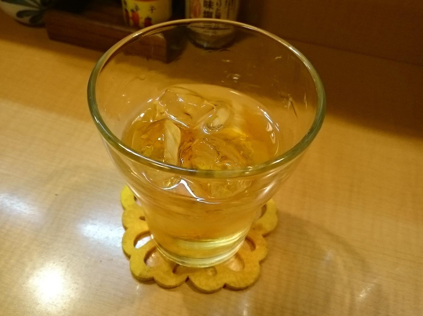 琉球小料理つぼや 昨夜も(笑_c0100865_12261677.jpg
