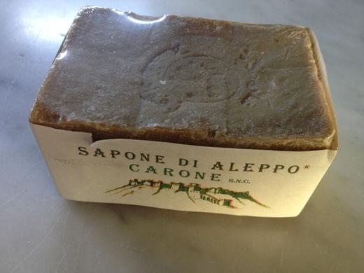 アレッポの石鹸を中央市場で買うのだ!_a0136671_341119.jpg