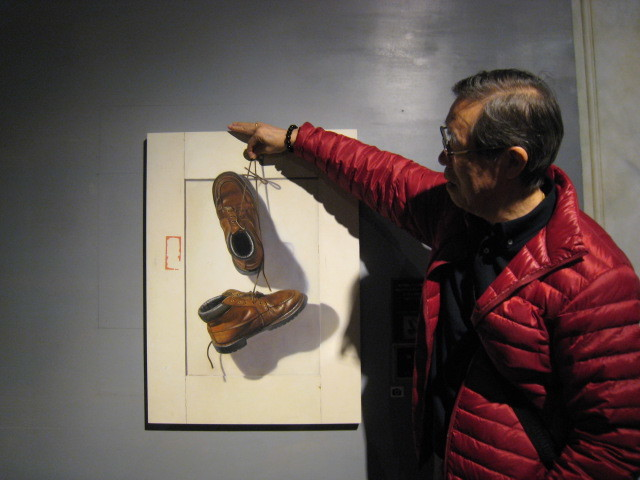 北海道の旅 その33 深山峠アートパーク「トリックアート美術館」その3_e0021092_11132708.jpg