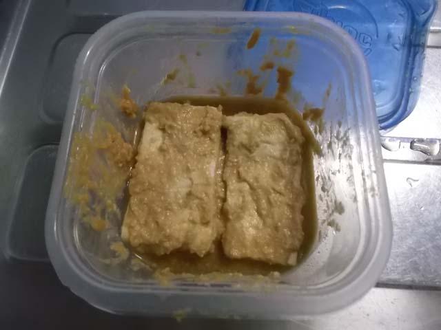 豆腐の味噌漬け_f0019498_204612.jpg
